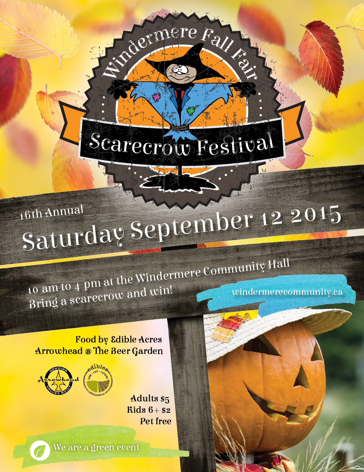 Windermere Fall Fair 2015
